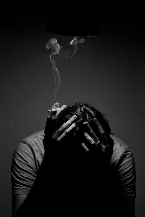 Depression is a kind of tired sleep won'tfix.