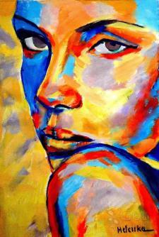 u202_COME-TO-ME-Lady-s-Portrait-Painting-HelenaWierzbicki
